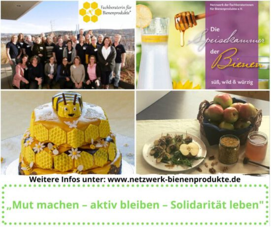 #LandFrauen-Projekte: Fachberaterinnen für Bienenprodukte